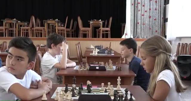 В Николаеве стартовал всеукраинский шахматный фестиваль