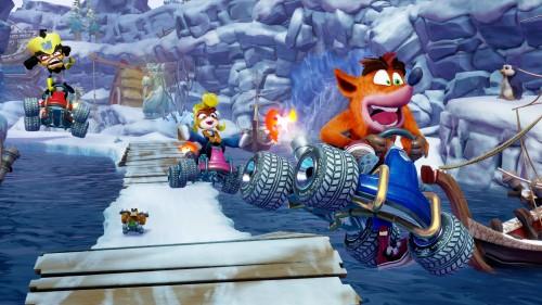 [BUKA GAME LAMA] Crash Team Racing PS1, Game Balap Penghancur Pertemanan