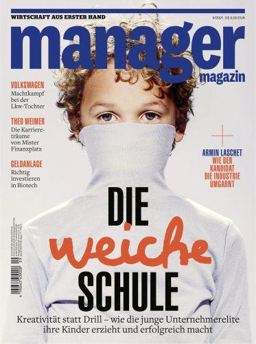 Cover: Manager Magazin No 09 September 2021