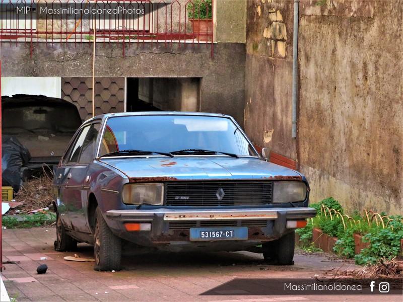 Auto Abbandonate - Pagina 9 Renault-2-0-109cv-80-CT531567-e-Renault-5