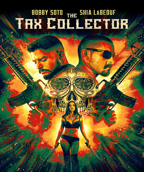 Vergi Tahsildarı The Tax Collector 2020 TR 720p BRRip x264 AC3 Torrent İndir