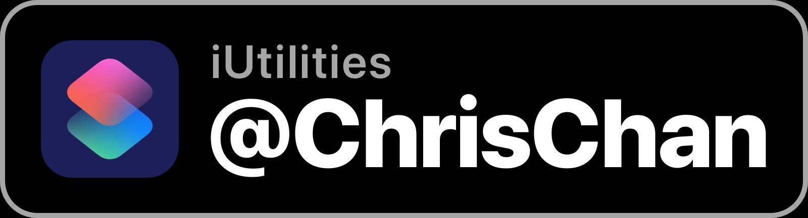@ChrisChan_Badge