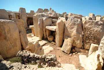 Templos Hagar Qim Maratoón Malta Travelmarathon.es