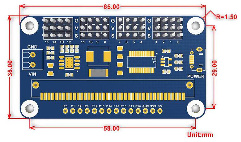 Servo-Driver-for-micro-bit-size