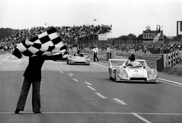 Il y a 50 ans, Porsche a remporté sa première victoire au classement général au 24 Heures du Mans S20-1742-fine