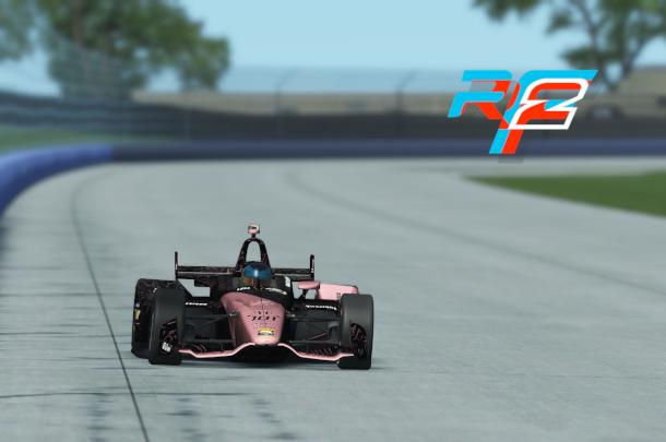 VRC Indycar 2021 - Round 5 - Milwaukee Mile