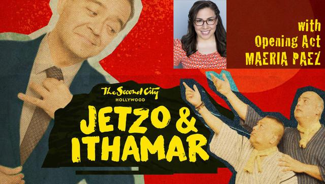 Jetzo & Ithamar - Maeria Paez