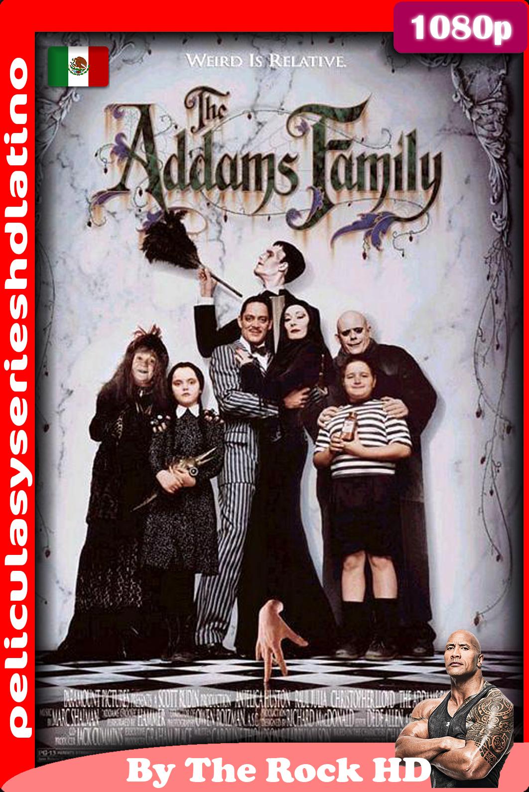 The Addams Family, (1991) [1080p] [Latino] [Google Drive]