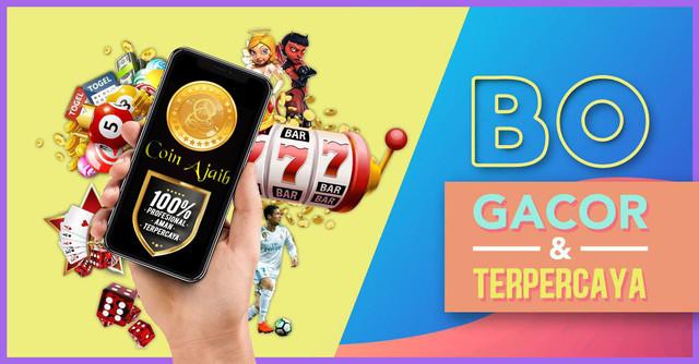 Coin Ajaib Bandar Slot Online Gacor