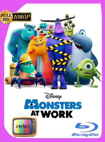 Monstruos a la Obra (2021) Temporada 1 [06/10] DSNP WEB-DL [1080p] Latino [GoogleDrive]