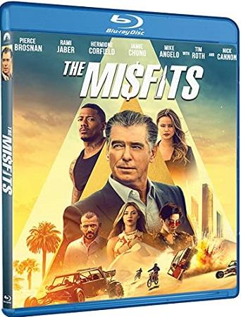 The misfits (2021) .mkv FullHD Untouched 1080p E-AC3 iTA DTS-HD MA AC3 ENG AVC - DDN