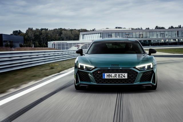 Audi R8 green hell : un hommage au palmarès de l'Audi R8 LMS A205736-medium