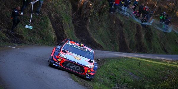 FIA WRC: Mundial de Rally (2019)[MicroHD 720p][Castellano][4/14][VS]