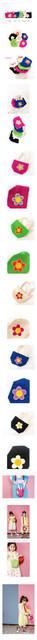 소니아코리아 퍼키 플라워 패치 손가방 - 소니아코리아(퍼키), 10,000원, 상의/아우터, 점퍼/코트