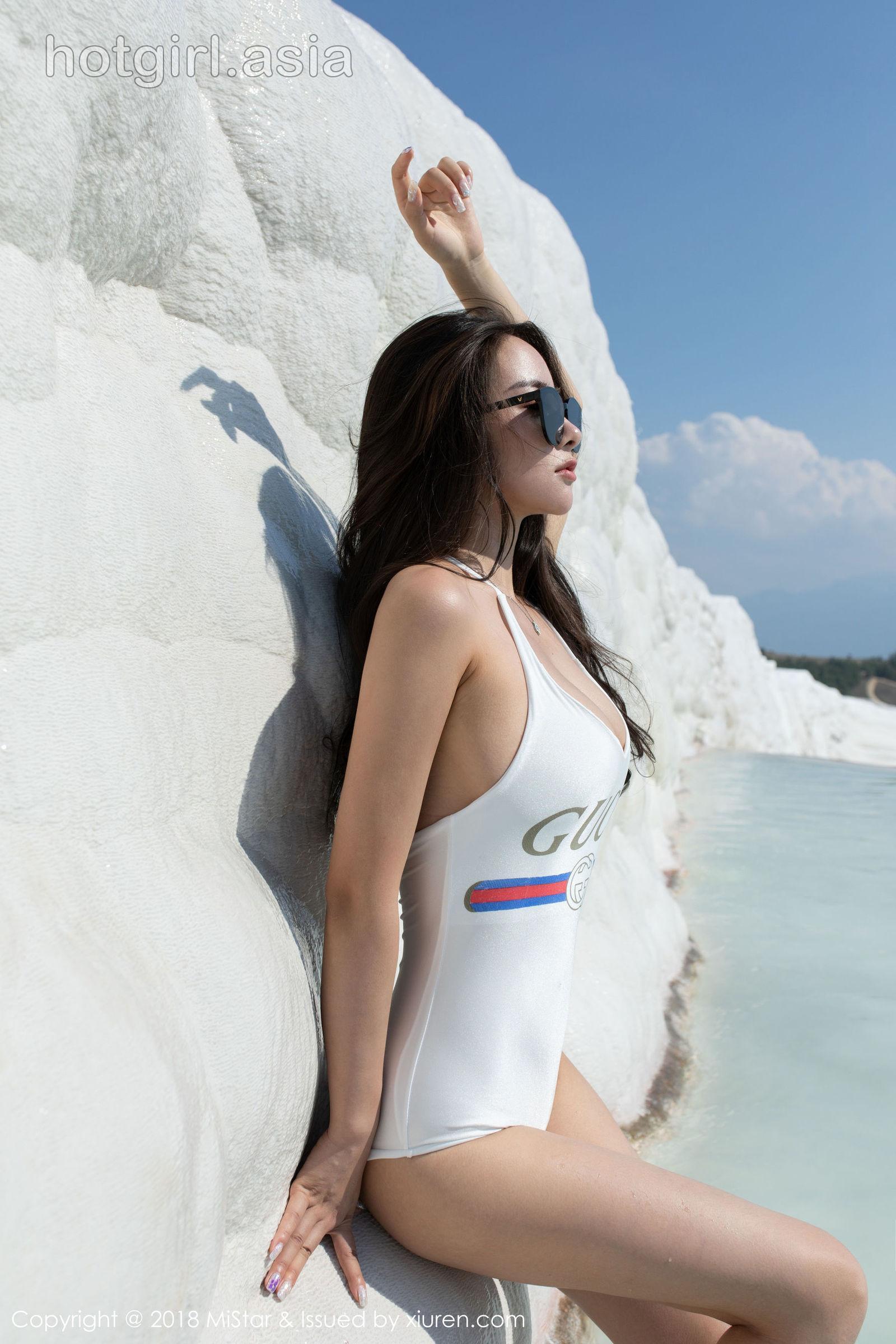 [MiStar 迷 妍 社] VOL.241 Temperament Goddess @ 穆菲菲 Turkish travel photo