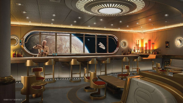 Star Wars Day at Sea [Disney Cruise Line - depuis 2016] 62