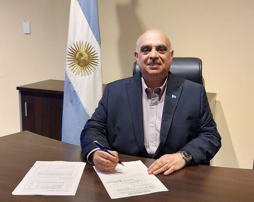 BIONDINI FIRMÓ CANDIDATURA A 1er. DIPUTADO NACIONAL POR PCIA. BSAS.