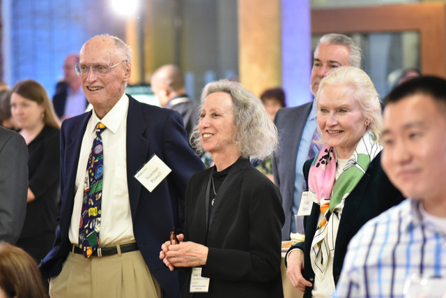 Norman Powell at Powell Society 2019