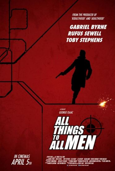 Śmiertelna gra / All Things to All Men (2013) PL.BRRip.XviD-GR4PE   Lektor PL