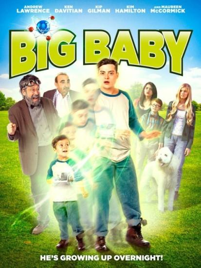 Duże dziecko, wielki kłopot / Big Baby (2015)