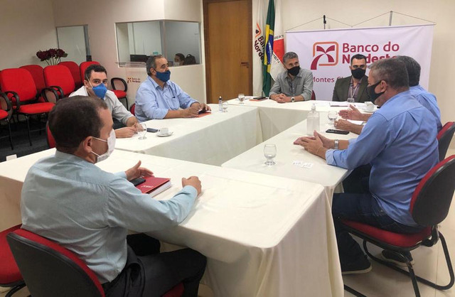 Sistema FAEMG e BNB discutem termo de cooperação sobre projetos de financiamento