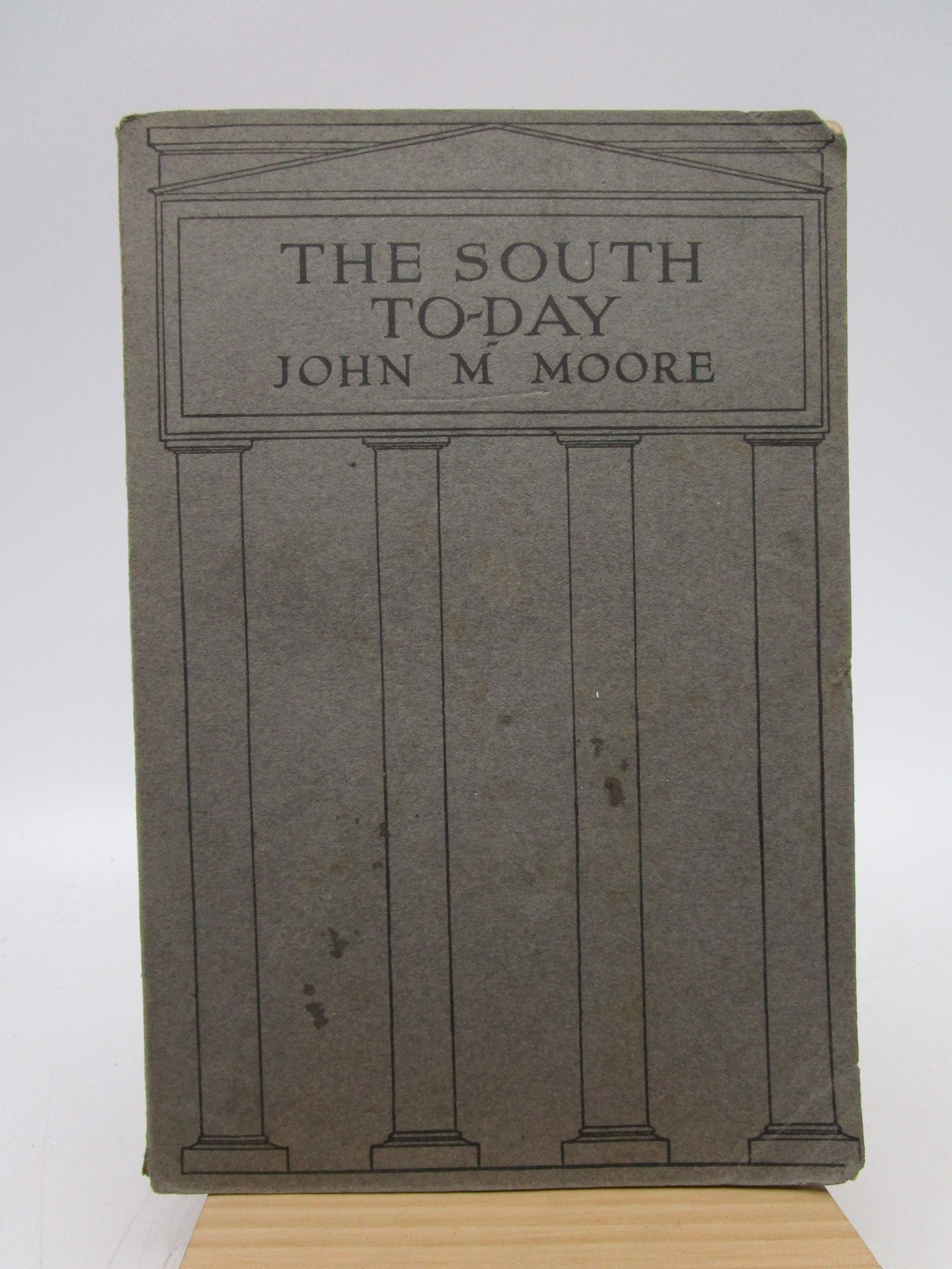 Image for The South To-day (First Edition)