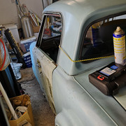 1973 AC Model 70 Restoration - Door Rebuild Starts