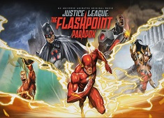 Justice League: The Flashpoint Paradox (2013) 480p + 720p + 1080p BluRay x264 English DD5.1 ESub 223MB + 984MB + 3.87GB Download | Watch Online