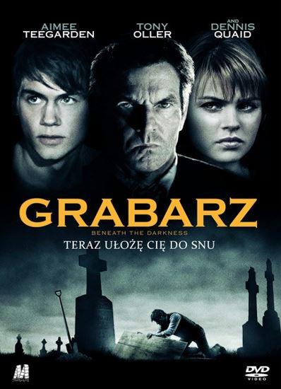 Grabarz / Beneath the Darkness (2011) PL.BRRip.XviD-GR4PE | Lektor PL