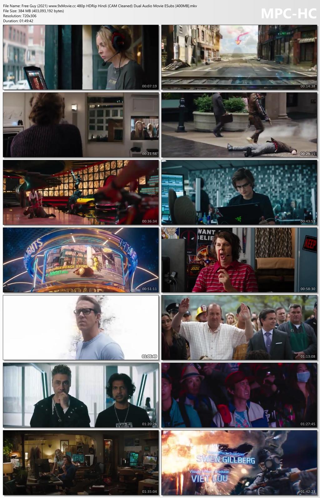 Free-Guy-2021-www-9x-Movie-cc-480p-HDRip-Hindi-CAM-Cleaned-Dual-Audio-Movie-ESubs-400-MB-mkv