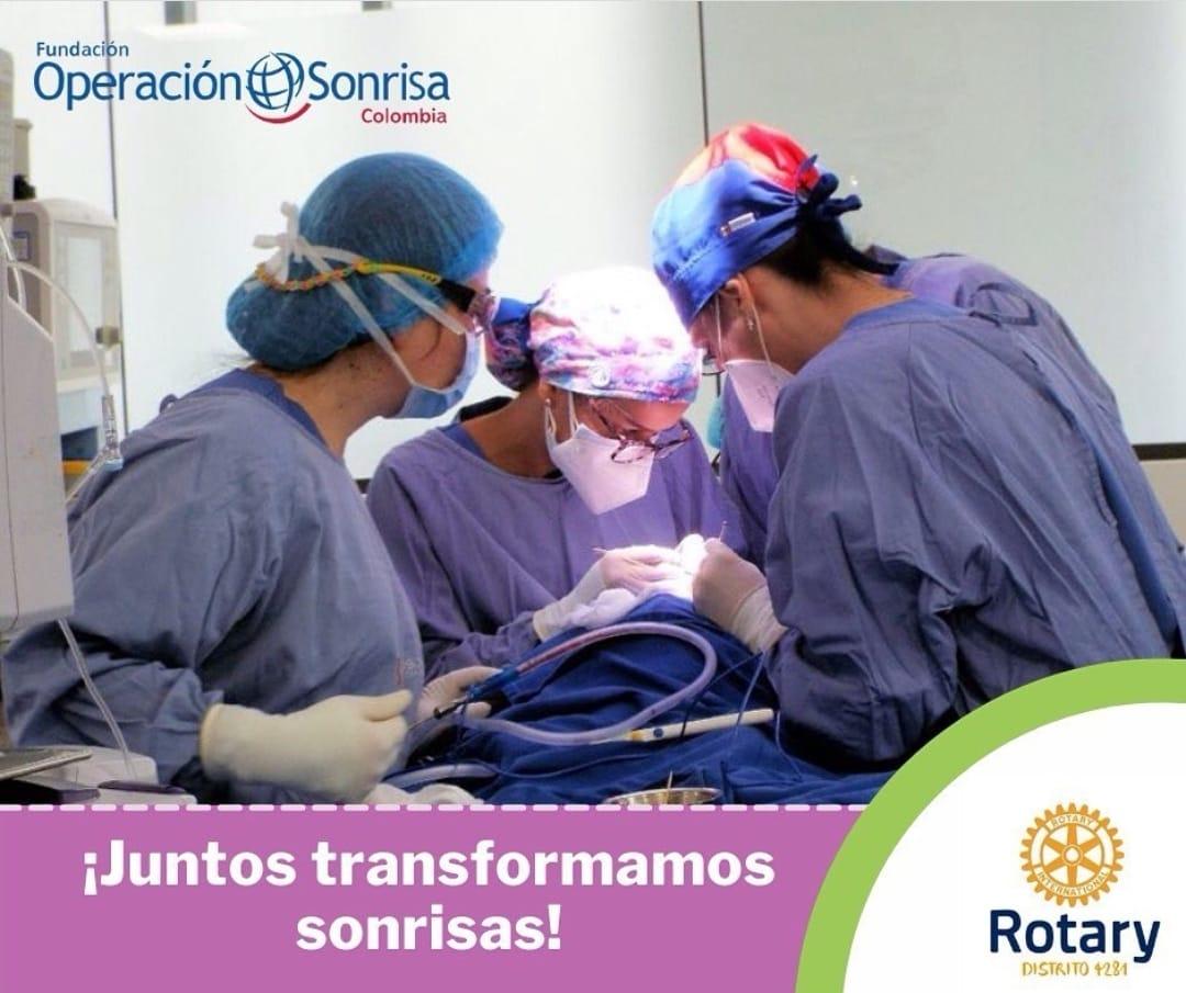 Hospital San Jerónimo brinda sus salas quirúrgicas para cirugías de Operación Sonrisa - Noticias de Colombia