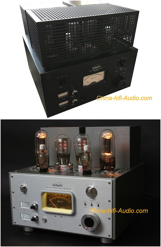 China Hifi-Audio Presents New Line Magnetic Audio Amplifier To Global Music Lovers