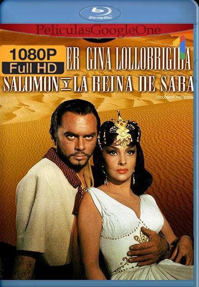 Salomón y la reina de Saba (1959) HD [1080p] Castellano [GoogleDrive] | Omar |