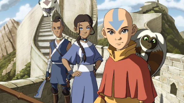 AVATAR: THE LAST AIRBENDER: The Entire Animated Series Is Now Available To Stream On Netflix