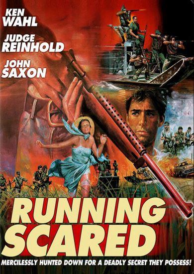 Zaciekły pościg / Running Scared (1980) PL.AC3.DVDRip.XviD-GR4PE | Lektor PL