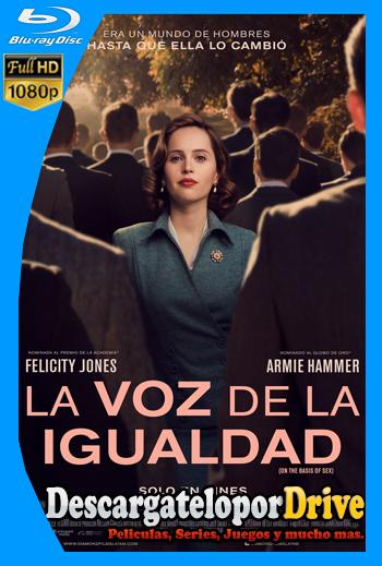 La Voz de la Igualdad (2018) [1080p] [Latino] [1 Link] [GDrive] [MEGA]
