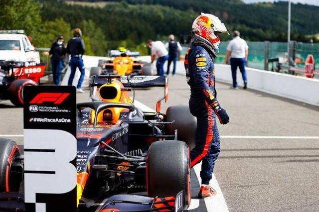 F1 GP de Belgique 2020 (éssais libres -1 -2 - 3 - Qualifications) 1053374