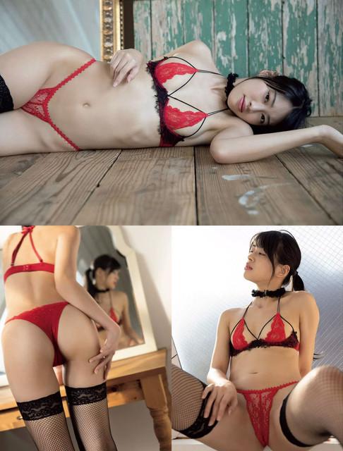 似鸟沙也加 古田爱理 天木纯-FLASH 2020年12月29日  高清套图 第32张