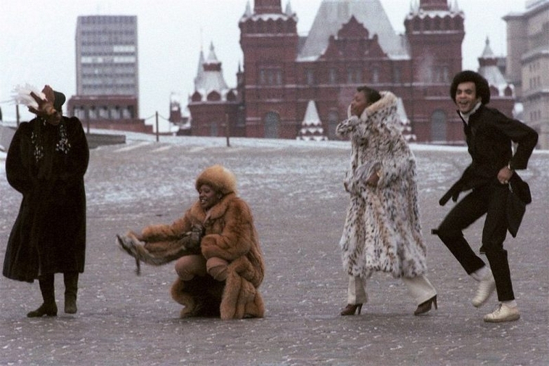 Жизнь СССР в фотографиях Юрия Абрамочкина 22