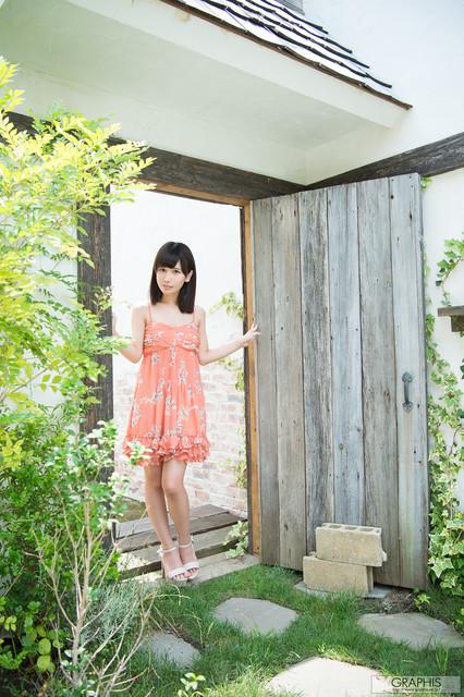 First Gravure 初脫ぎ娘 No.153 Mii Kurii 栗衣みい 栗衣美衣 写真套图下载