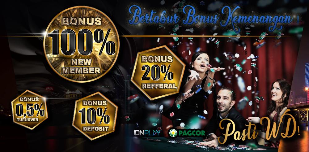 Main Poker Online IDN - Royal domino99