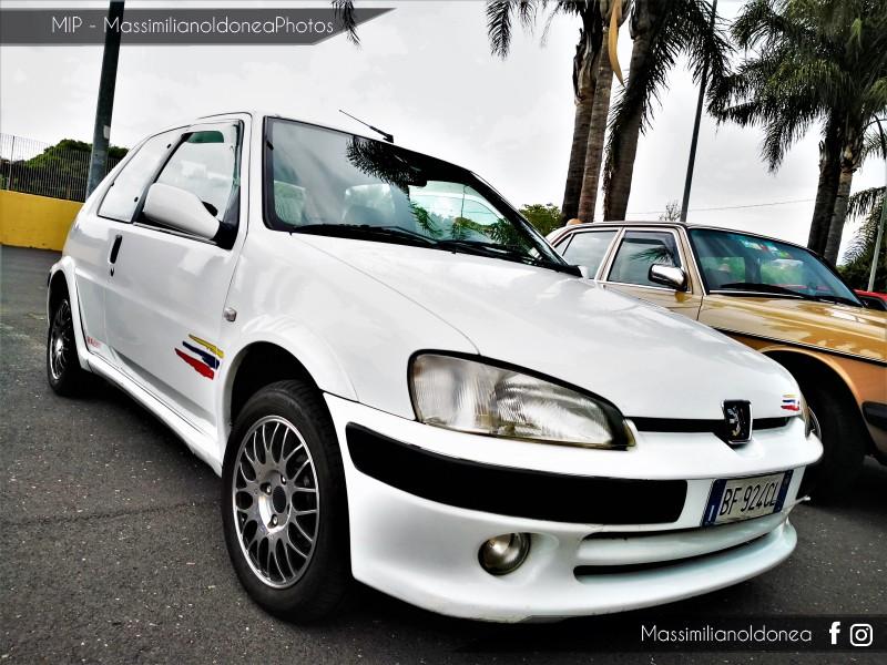Parking Vintage - Pagina 5 Peugeot-106-Rallye-1-6-118cv-99-BF924-CL-209-282-25-7-2019-2