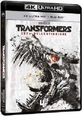 Transformers 4 - L'Era Dell'Estinzione (2014) FullHD 1080p UDHrip HDR10 HEVC AC3 ITA + E-AC3 ENG
