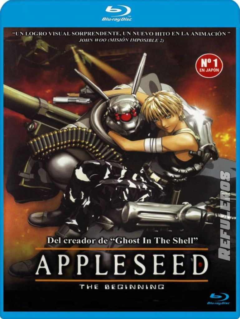 APPLESEED - THE BEGINNING