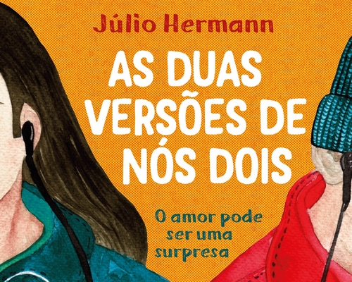 @FaroEditorial lança primeiro romance do Julio Hermann