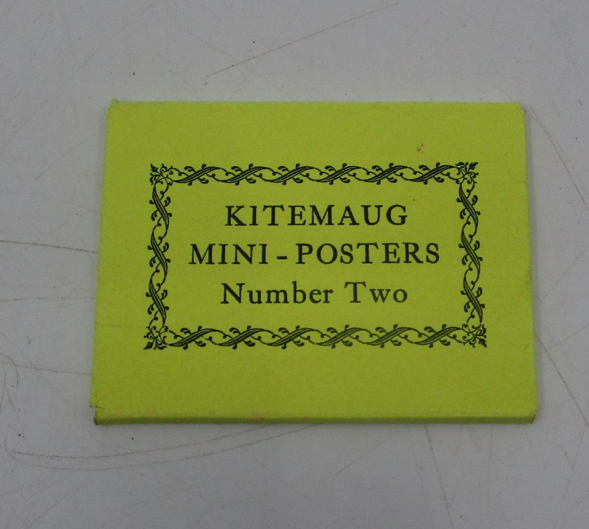 Image for Kitemaug: Mini-Posters Number Two (Limited Edition #64 out of 200)