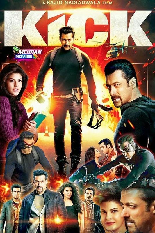 Kick (2014) Hindi Movie HDRip 720p AAC