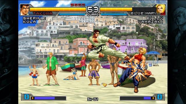 今日起,8款SNK人氣遊戲 在Prime Gaming免費上線! Ss-KOF2002-UM