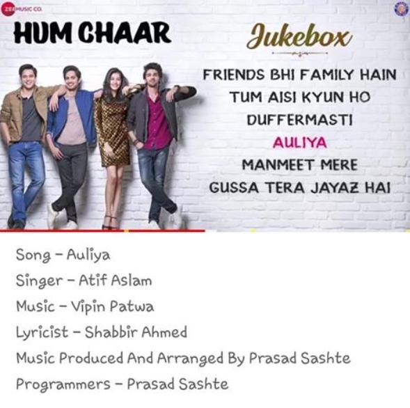Auliya | Hum Chaar - Aadeez Forums