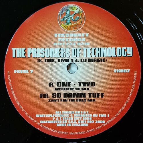 Download The Prisoners Of Technology - Volume 7 mp3